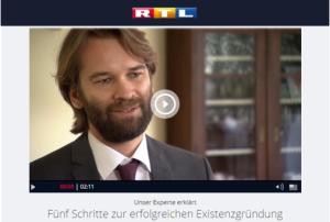 Bild Experteninterview RTL