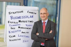 Professionell erstellter Businessplan - Inhalte
