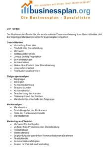 PDF Checkliste Startseite