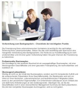 PDF Vorbereitung zum Bankgespräch